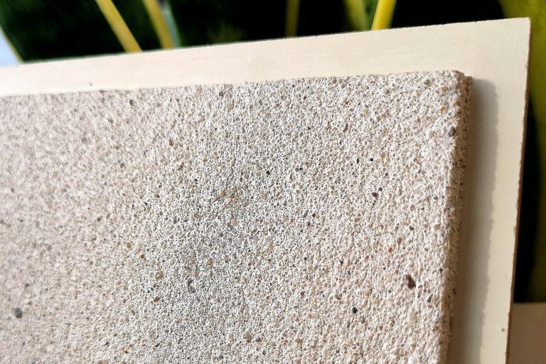 tynk gliniany strukturalny biały ZDJ 1